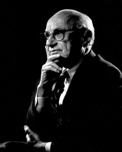 Milton Friedman - Wikimedia Commons